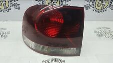 VW TOUAREG 7L FACELIFT REAR PASSENGER LEFT SIDE LIGHT LAMP OUTER 2007-2010