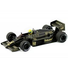 Minichamps Lotus Renault 98T #12 Ayrton Senna 1986 1/18