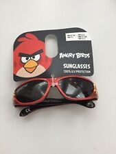 Children's Angry Birds Sunglasses 100% Uv Protection BNWT