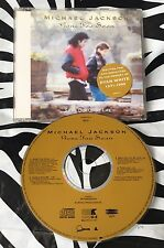 Michael Jackson - Gone Too Soon / Thriller / She's Out Of My Life Rare CD Single