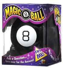 Magic 8 Ball Fortune Teller Eight Answers Ask A Question 20 Possible Answers NEW