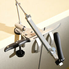 Knife Sharpener System 360 Degree Flip Constant Angle Grinding Tools 4pcs Stones
