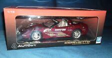 1:18 Chevrolet Corvette C5 Indy 500 Pace Car - AUTOart - NEU in ungeöffn. OVP