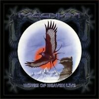 "MAGNUM ""WINGS OF HEAVEN LIVE 2008"" 2 CD NEW"