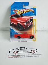 2011 Hot Wheels '63 Studebaker Champ Red - Goodyear Tires #29