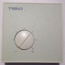 Trend Controls TB/TS/K -Thermostat d'ambiance
