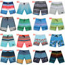 QUIKSILVER Bermudas Shorts Men's Spandex Beach Pants Surfwear Board Shorts 1260