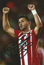 SOUTHAMPTON* SHANE LONG SIGNED 6x4 ACTION PHOTO+COA