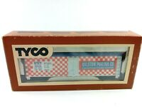 Tyco HO Scale Ralston Purina Co. Billboard Reefer Car w/ Original Box 355E