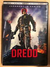 Dredd (DVD, 2013) - F1124
