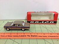 Vintage 1:43 brown Volga Russian die cast car! FREE Ship! Free gift!!!