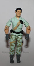 1987 Hasbro Gijoe G.I.Joe Starduster Action Figure (Really Nice Shape)