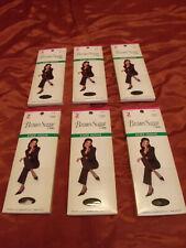 L'eggs Women's Brown Sugar (6-Boxes ,12-PAIR) COFFEE Knee Highs Sandalfoot 32126