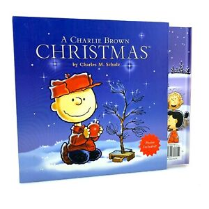 Peanuts: A Charlie Brown Christmas | Deluxe 50th Anniversary Edition | w/ Poster