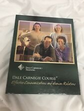 THE DALE CARNEGIE COURSE: EFFECTIVE COMMUNICATIONS AND HUMAN RELATIONS OFFICIAL
