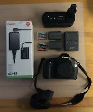 Canon EOS 5D 12.8MP DSLR Camera