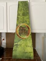 Vintage 2001 Lord Of The Rings Movie Sign Action Figure Marquee Arcade Sign