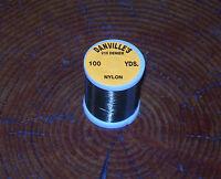 100 yds GREEN Danville/'s Nylon Depth Ray Thread 210 Denier 1 Spool #504 FL