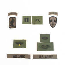 More details for replica apocalypse now captain willard badge set