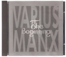 VARIUS MANX THE BEGINNING 1994 SPV 1 PRESS JANSON TOP RARE OOP CD POLSKA POLAND