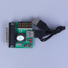 PC&laptop diagnostic analyzer 4 digit card motherboard post tester*dm