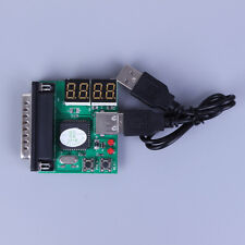 PC&laptop diagnostic analyzer 4 digit card motherboard post tester WH