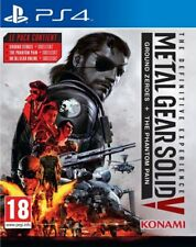 METAL GEAR SURVIVE V DEFINITIVE EXPERIENCE JEU PS4 NEUF