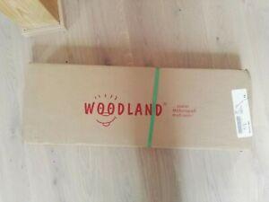 Woodland Bettregal Milwaukee in Kiefer, Tiefe 30cm, neu, original verpackt