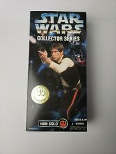 """Kenner Star Wars Collector Series Han Solo 1996 12"""" figure"""