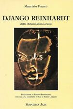 Django Reinhardt - Franco Maurizio - En italien