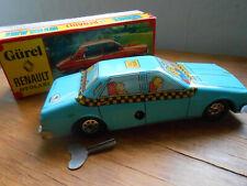 altes Blechspielzeug, Renault 12TS, vo der Fa, Gürel