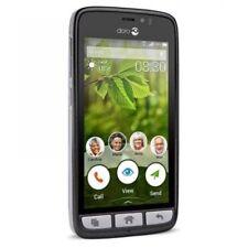 Doro 8030 8GB Mobile Smartphone Unlocked Black Camera Assistant Button Easy Use