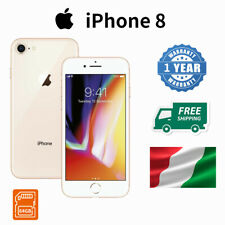 Nuovo Apple iPhone 8 64G Gold/Oro  24Mesi Smartphone In Scatola Sigillata