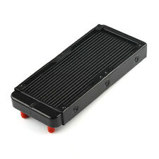 1*240mm HOT Aluminum Computer Radiator Water Cooling Cooler for CPU LED Heatsink