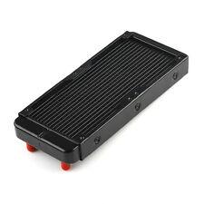 1*240mm HOT Aluminum Computer Radiator Water Cooling Cooler for CPU LED Heatsink