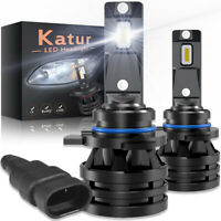 9012 HIR2 Car LED Headlight Conversion CSP DRL Bulbs Kit Lamp 200W 30000LM 6000K