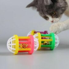 New listing Plastic Cute Pet Accessories Kitten Scratching Pet Cat Toy Training Sound Toy