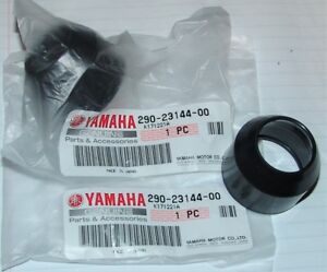 OEM YAMAHA FORK DUST SEAL SET (2) LB50 LB80 CHAPPY