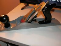 "Vintage Stanley Handyman Jack Plane 14"" Long, 2"" Cutter H1205, clean,sharp iron"