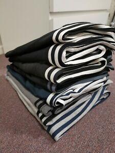 Men's Adidas Track Pants L/XL     (x8 Pairs)