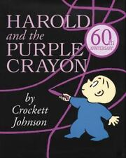 Harold and the Purple Crayon 50th Anniversary Edition (Purple Crayon Books), Joh