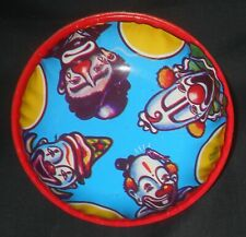 Vintage Noise Maker Us Metal Toy Mfg Co. New Year's Eve Party Clown Theme