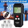 Mini Digital  Handheld Electromagnetic Radiation Detector EMF Tester LCD Alarm
