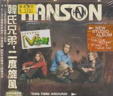Hanson: This Time Around Music Audio Cd pop soft rock group! New Sealed Taiwan
