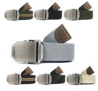 Passante Cintura NOS Modello Militare Sportivo Moda Attuale Uomo HOT