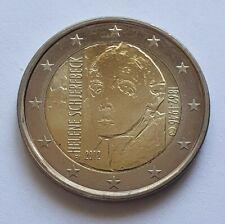Finlande 2012 Hélène Schjerfbeck pièce de 2 euro commémorative neuve