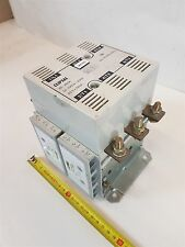 Clipsal 6C180 Series Contactor 415V 105kW 140HP 180A with 6CA21R 6A Used