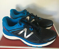 New Balance 860 v8 Black / Blue Men's Size 10 Medium Running Shoe M860BB8
