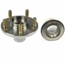 FRONT WHEEL HUB & BEARING FOR 1998-2001 MAZDA 626 FAST SHIPPING & RECEIVE