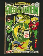 Green Lantern # 88 - Neal Adams cover & 1 pg art VG/Fine Cond.